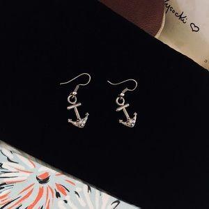 Jewelry - Anchor Earrings